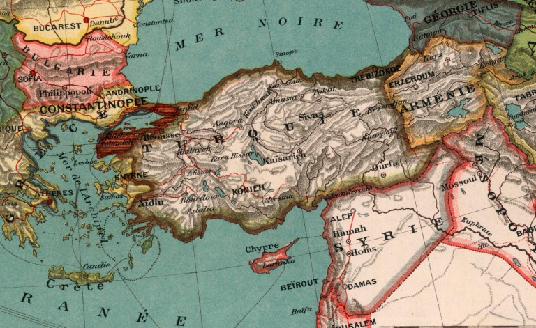 Forget Sykes-Picot. It's the Treaty of Sèvres That Explains the Modern Middle East*